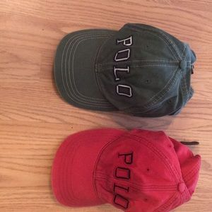 Vtg Hats Polo Sport by Ralph Lauren